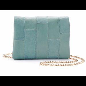 NEW LC Lauren Conrad Turquoise Crossbody Bag